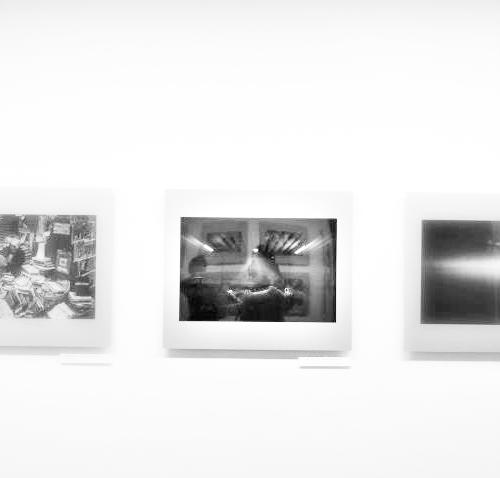 tokyo exhibit-collage