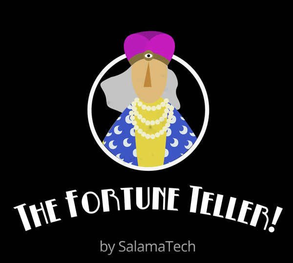 Fortune TEller By SalamaTech – English